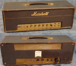 Amplificatore Marshall.