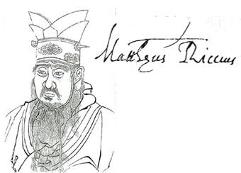 Matteo Ricci.