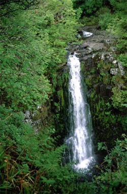 Cascata di Glenashdale.