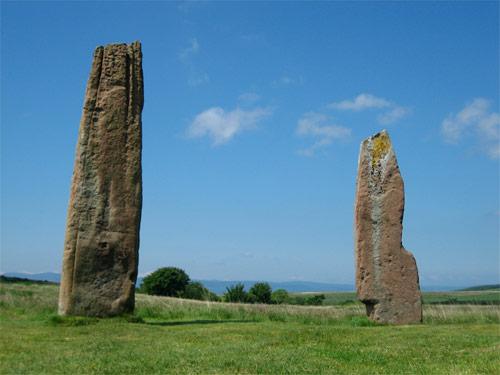 Machrie Moore Standing Stones.