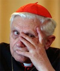 Papa Ratzinger.
