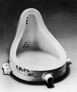 Marcel Duchamp: orinatoio