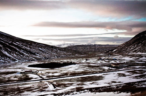 Akueyri - Islanda