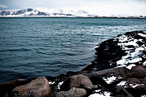 Improvvisa ondata di caldo a Reykjavik.