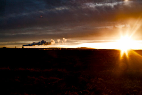 Il sole di Islanda