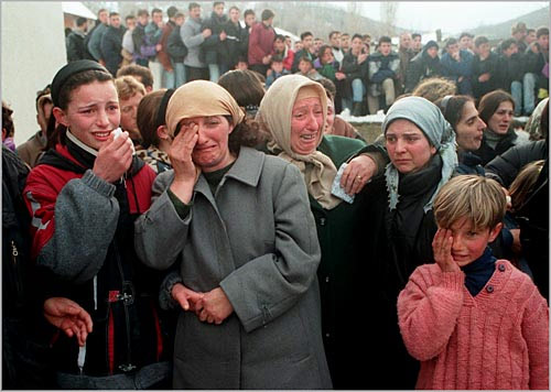 kosovo - Foto di Chris Hondros