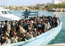 Sbarchi a Lampedusa