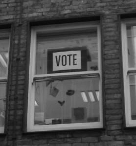 Andate a votare!