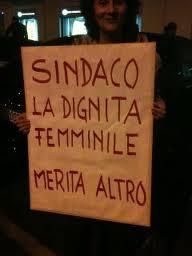 Dignità femminile.