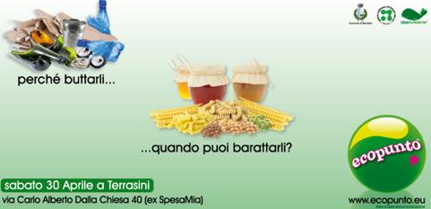 Inaugurazione Ecopunto in Sicilia