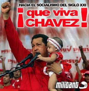 Que Viva Hugo Chavez