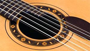 Zoom: Guitarra portoguesa.